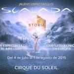 Scalada: Storia de Cirque du Soleil (Andorra)