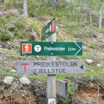 Viaje a Noruega: Preikestolen (El Púlpito) con niños