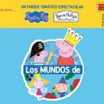 Los mundos de Peppa Pig y Ben y Holly + SORTEO! (FINALIZADO)