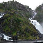 Viaje a Noruega: Visitando cascadas