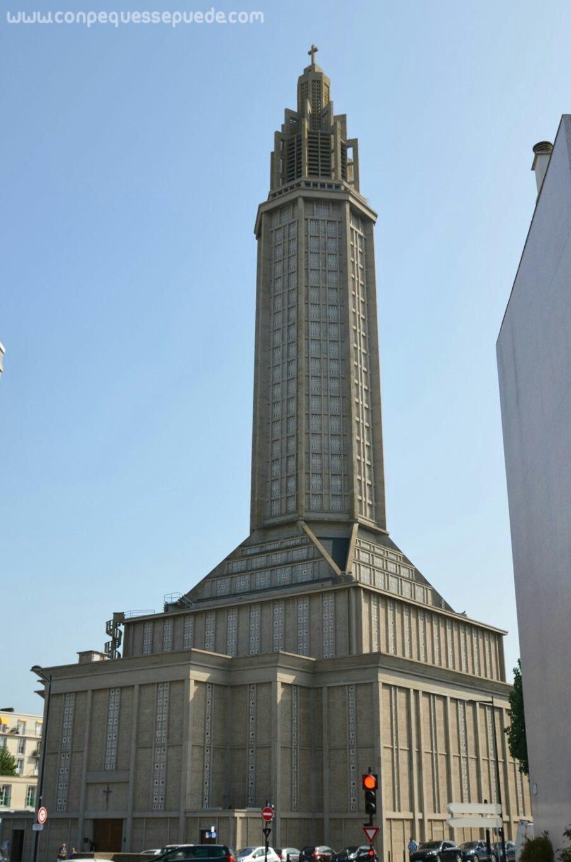 La iglesia de Saint Joseph
