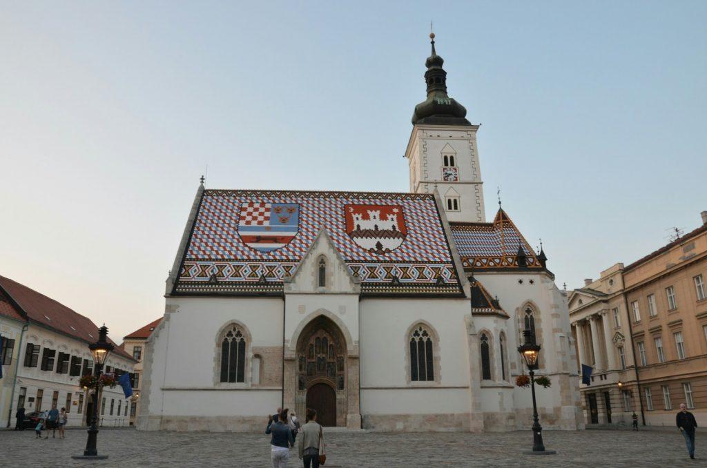 Iglesia más famosa de Zagreb