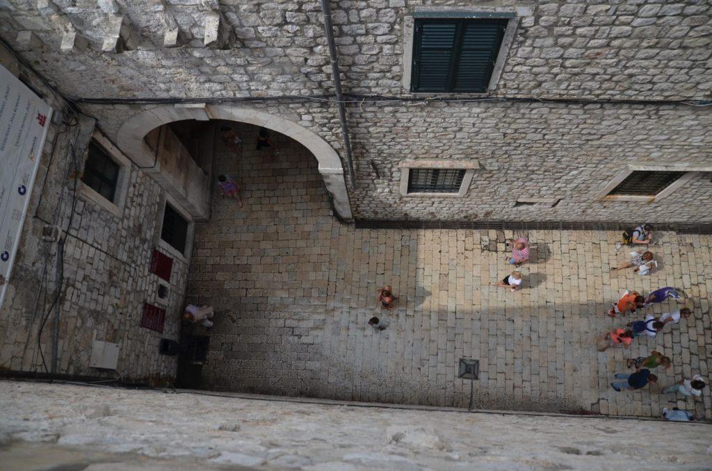 Dubrovnik y sus callejuelas...